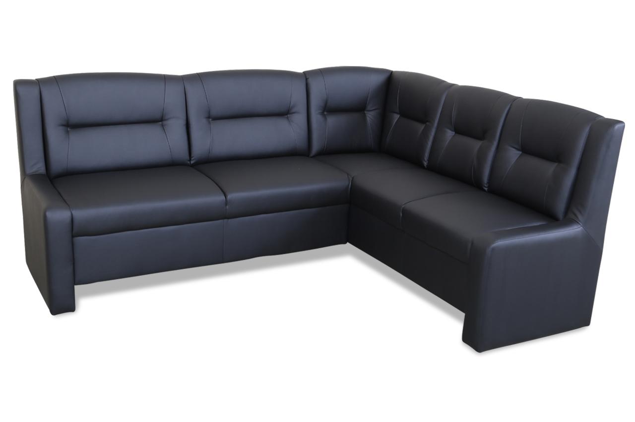 Max Winzer Küchenbank Eckbank 200-160 - Schwarz   Sofas zum halben Preis
