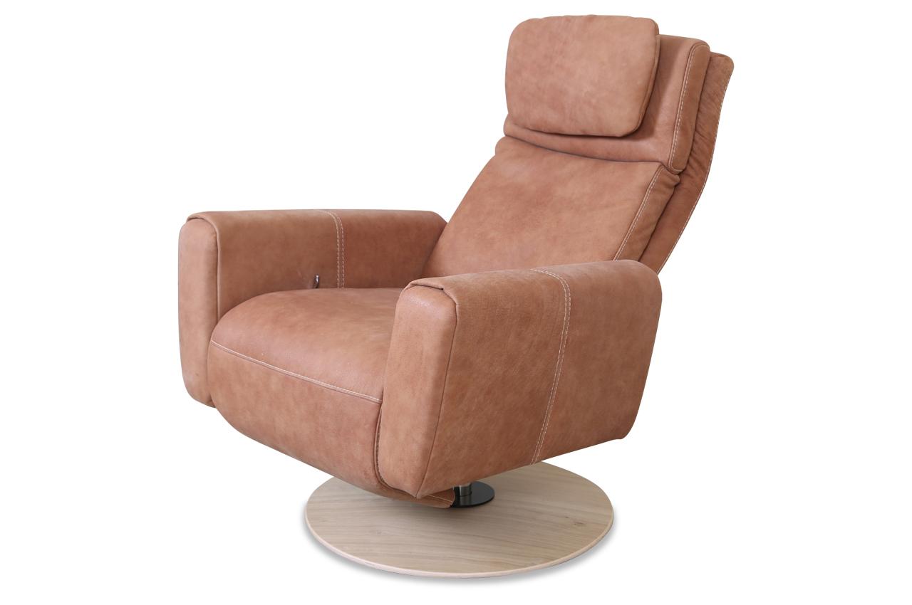 leder fernsehsessel mit relax braun sofas zum halben preis. Black Bedroom Furniture Sets. Home Design Ideas