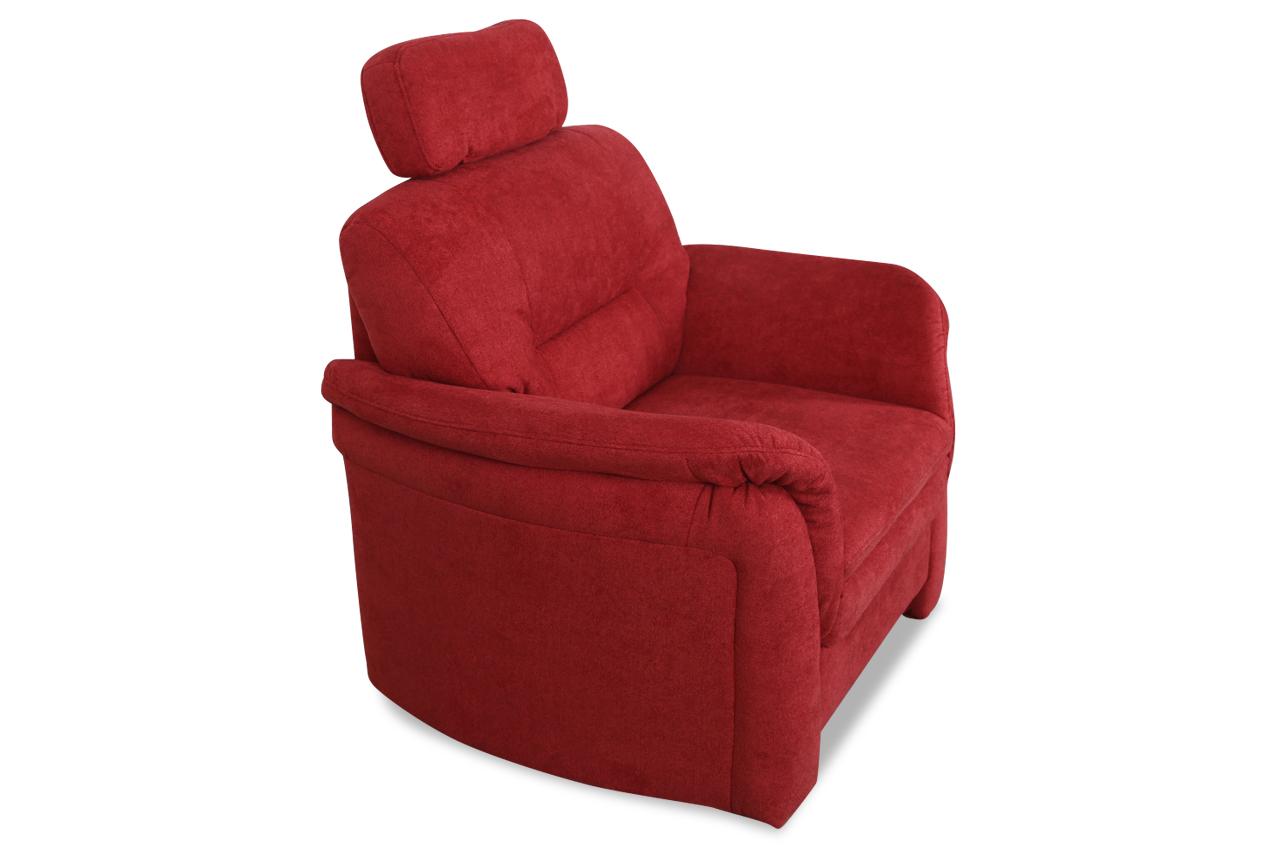 Sessel rot sofas zum halben preis for Sessel in rot