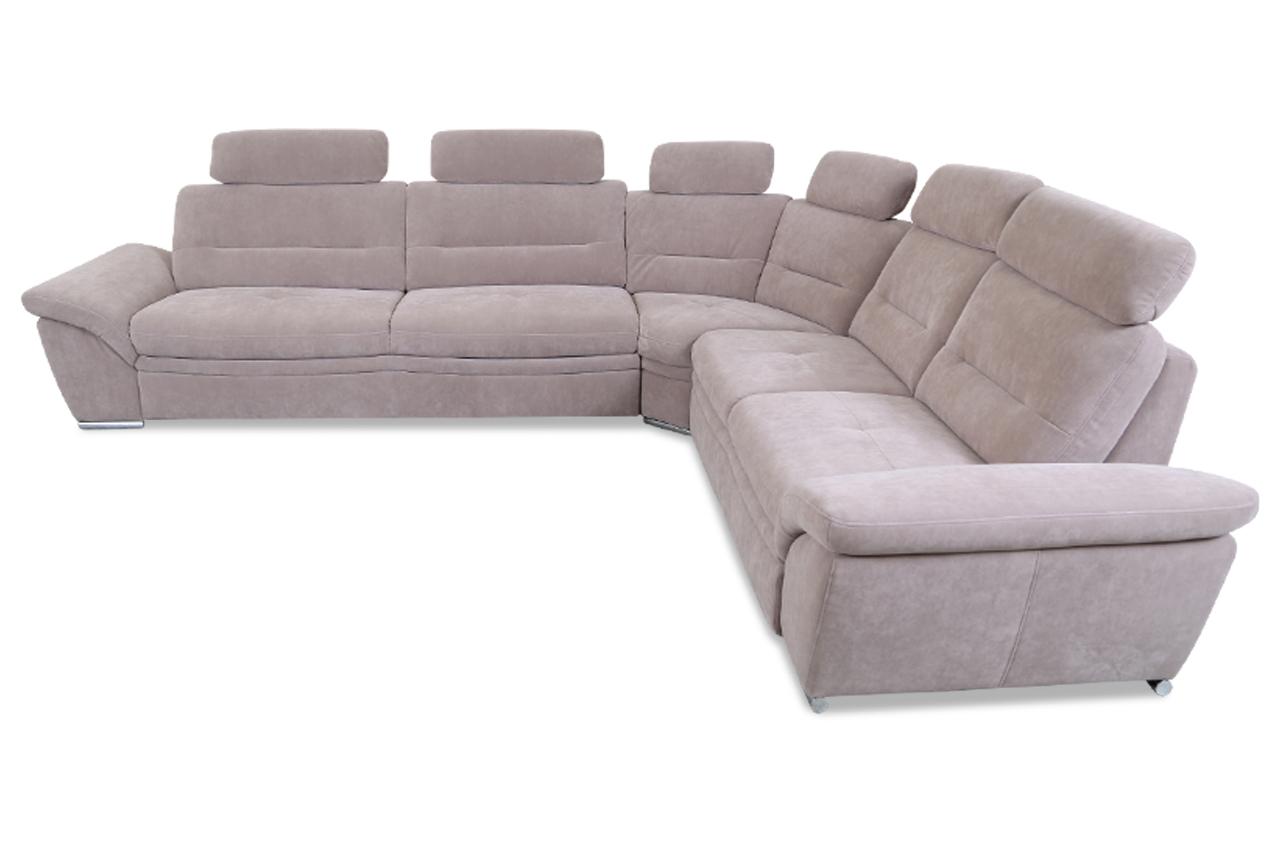 rundecke mit schlaffunktion braun sofas zum halben preis. Black Bedroom Furniture Sets. Home Design Ideas