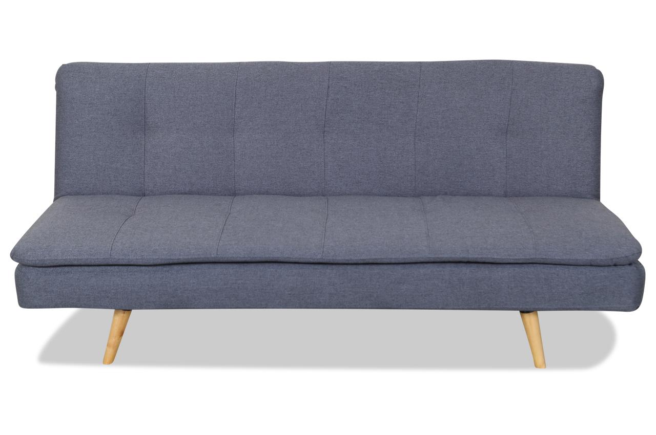 3er Sofa Mit Schlaffunktion Grau Sofas Zum Halben Preis