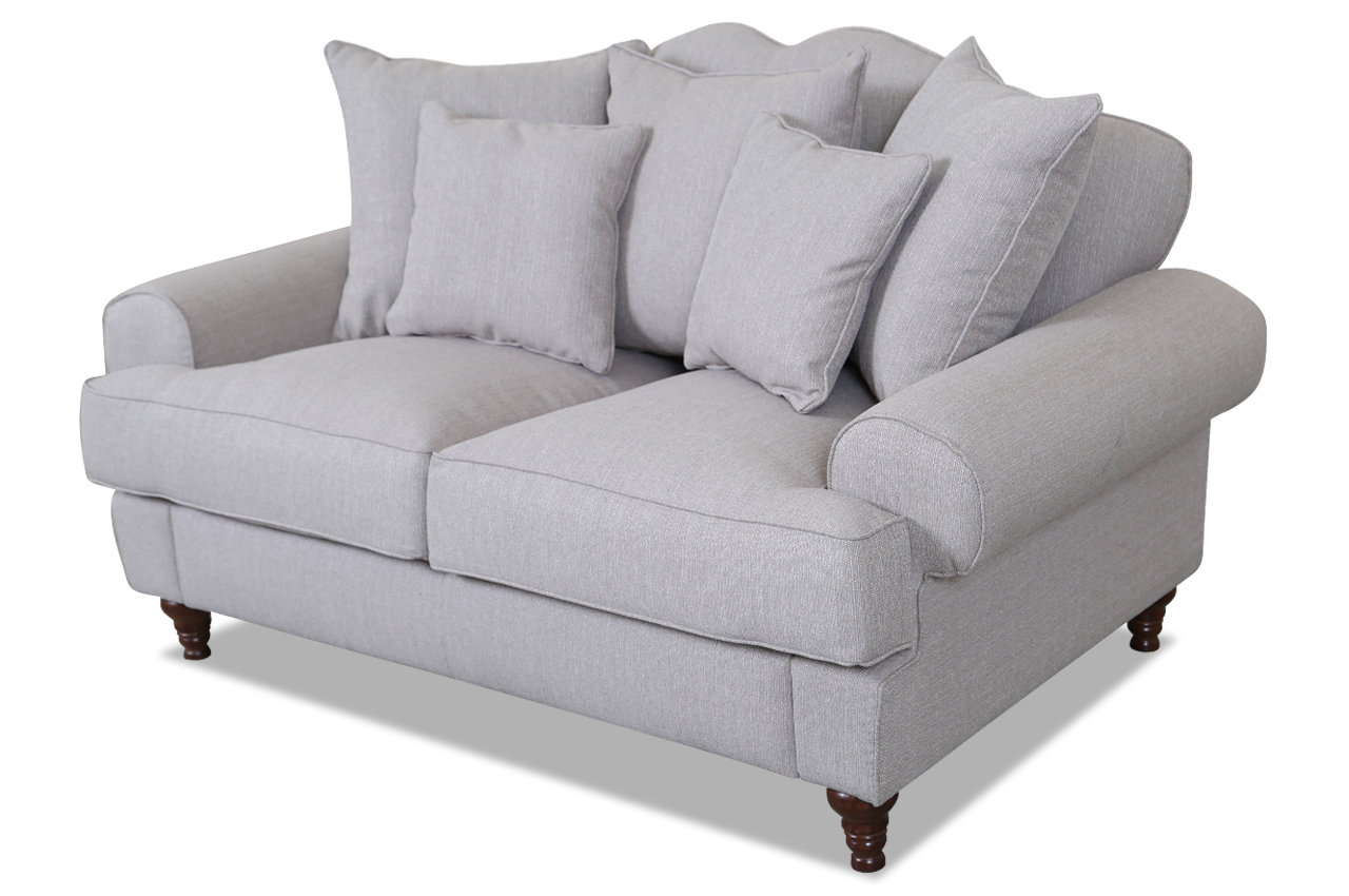 2er-Sofa - Grau | Sofas zum halben Preis
