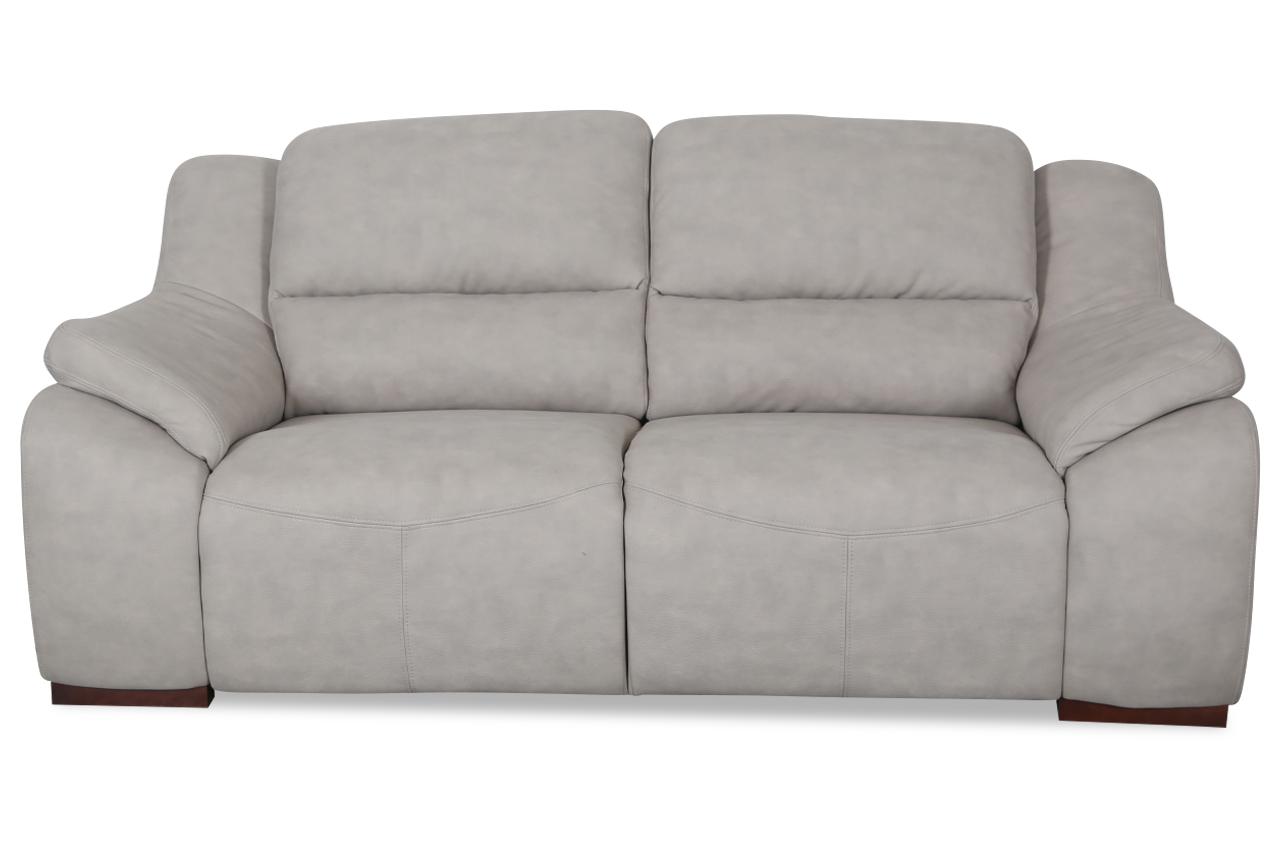 2er sofa sydney grau sofas zum halben preis. Black Bedroom Furniture Sets. Home Design Ideas