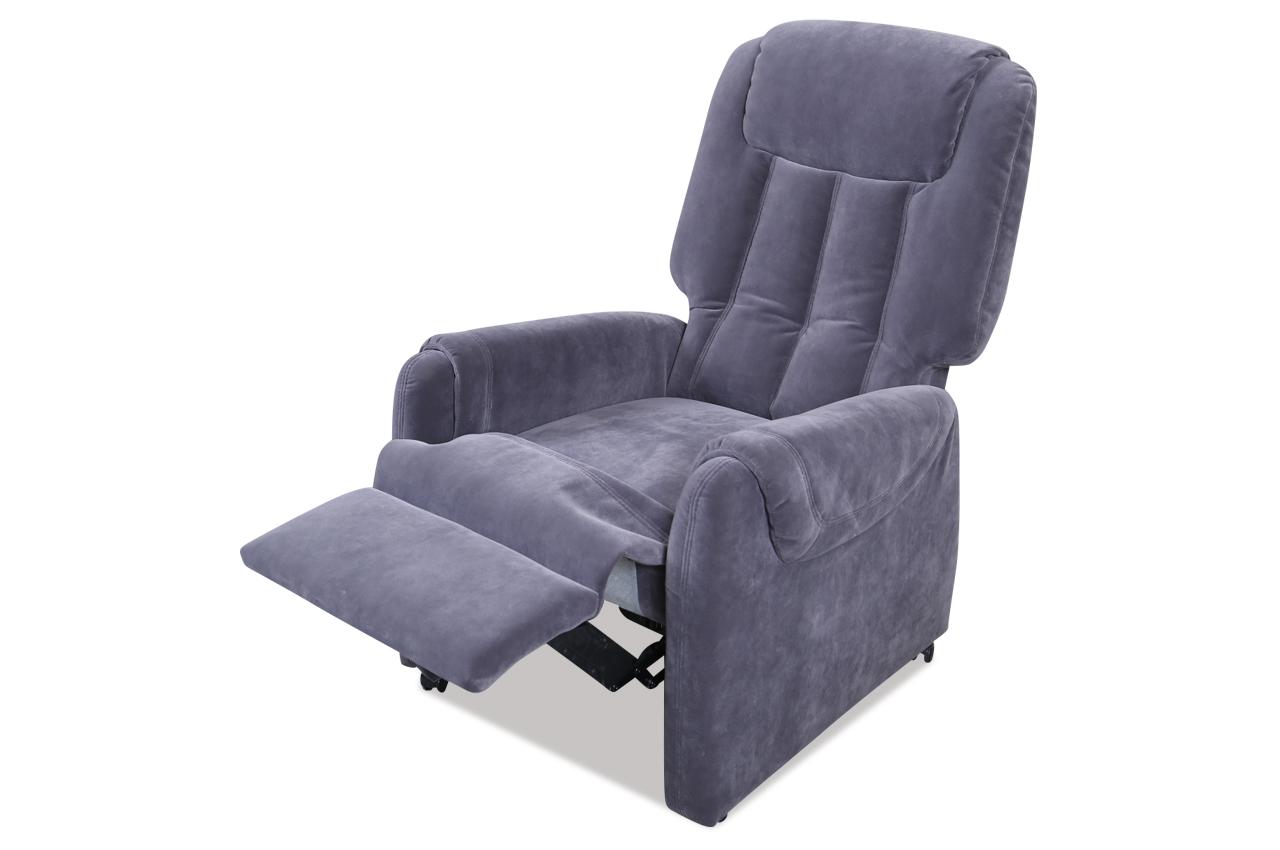 fernsehsessel grau mit federkern sofas zum halben preis. Black Bedroom Furniture Sets. Home Design Ideas