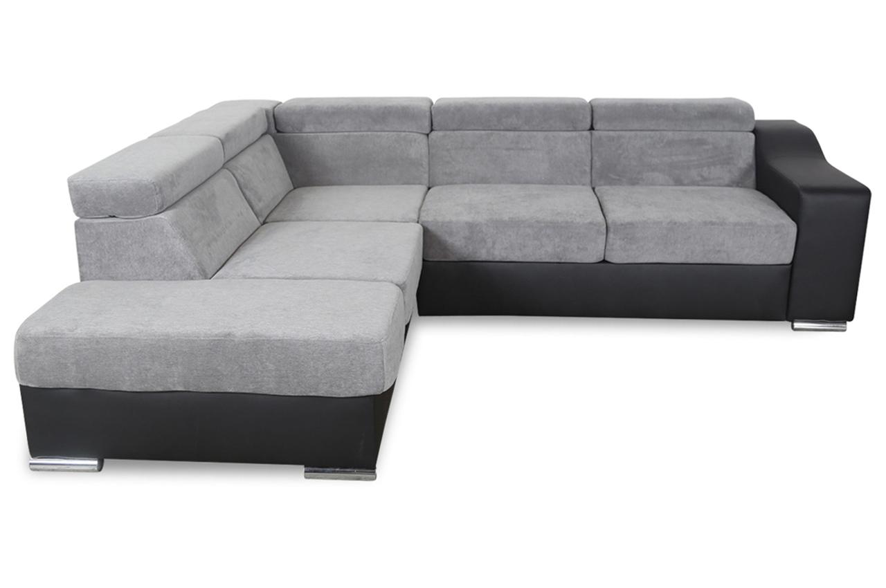 gortex ecksofa xl magic mit schlaffunktion grau sofas zum halben. Black Bedroom Furniture Sets. Home Design Ideas