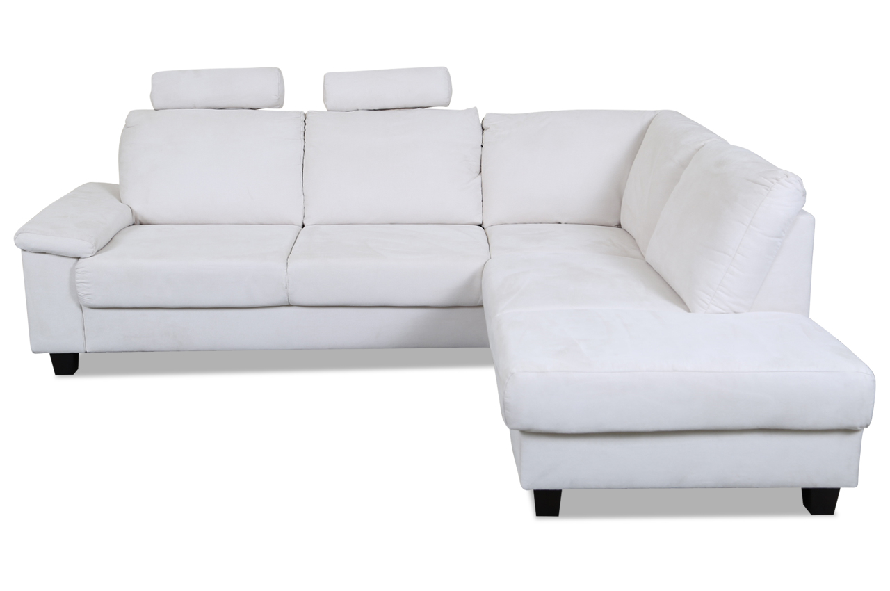 ecksofa xl baron creme sofas zum halben preis. Black Bedroom Furniture Sets. Home Design Ideas