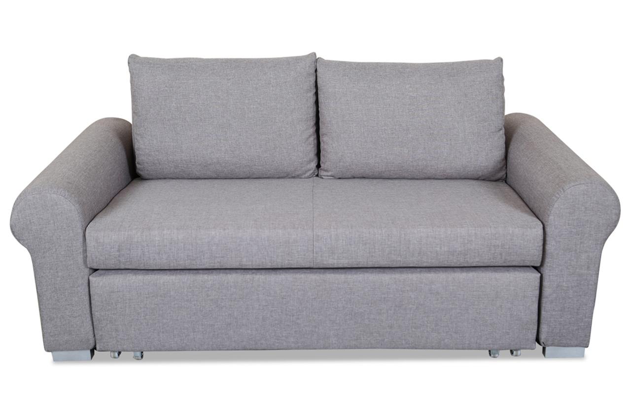 2er couch grau. Black Bedroom Furniture Sets. Home Design Ideas