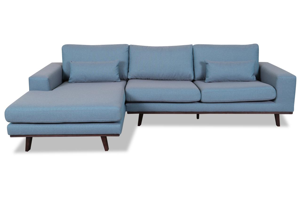 Stolmar ecksofa torino blau sofas zum halben preis for Ecksofa torino