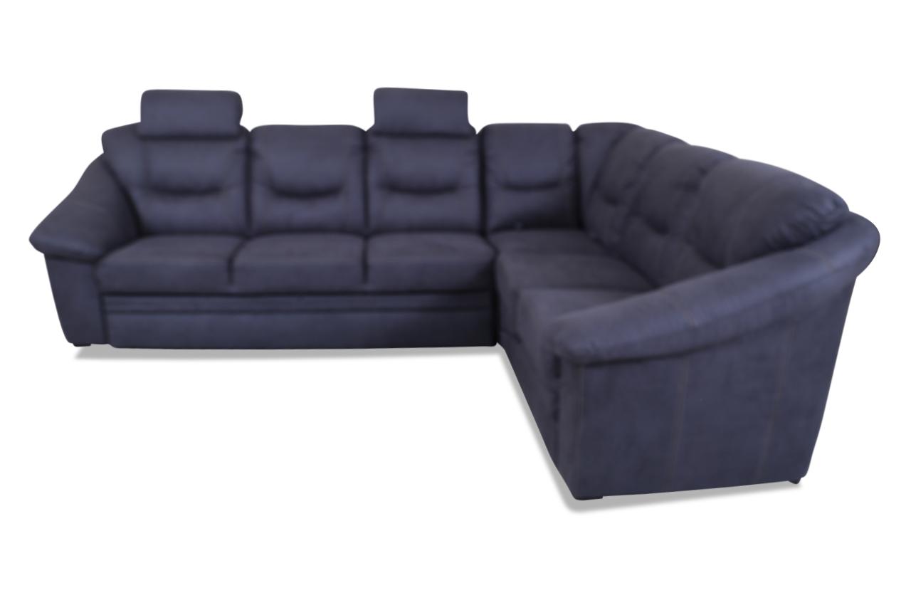 rundecke hannes mit relax und schlaffunktion anthrazit sofas zum halben preis. Black Bedroom Furniture Sets. Home Design Ideas