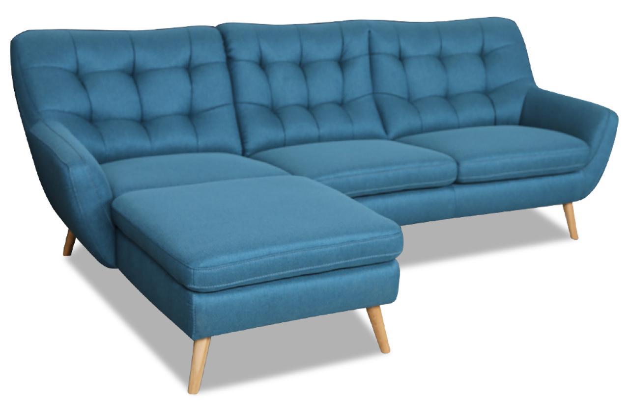 Exxpo by gala ecksofa scandi blau sofas zum halben preis for Sessel scandi