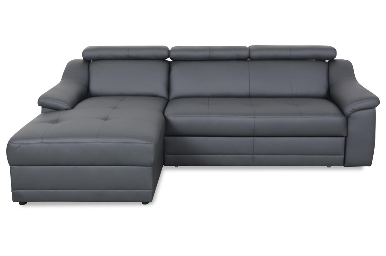 exxpo by gala ecksofa alba mit schlaffunktion anthrazit sofas zum halben preis. Black Bedroom Furniture Sets. Home Design Ideas