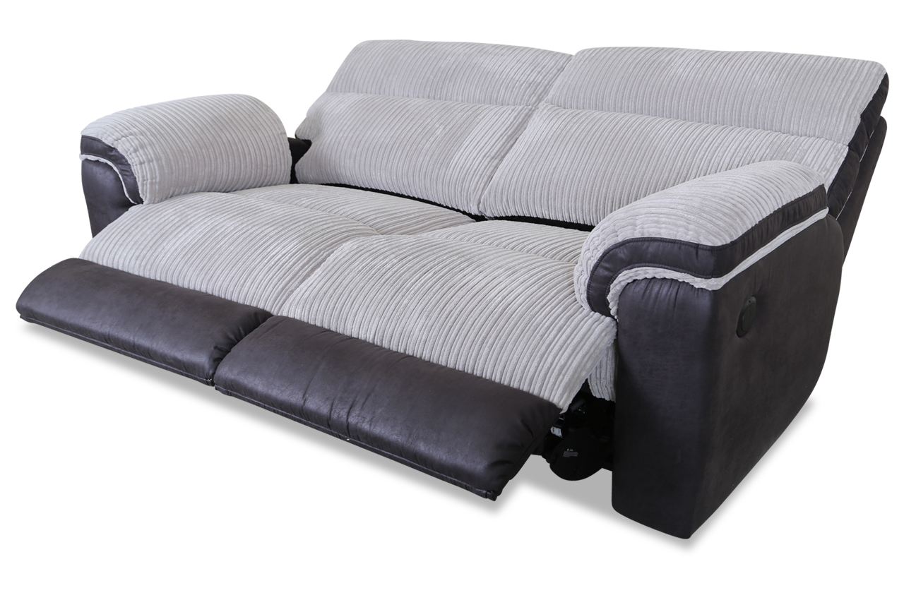 3er sofa grau perfect ikea karlstad sofa grau er sofa mit recamiere in dormagen with 3er sofa. Black Bedroom Furniture Sets. Home Design Ideas