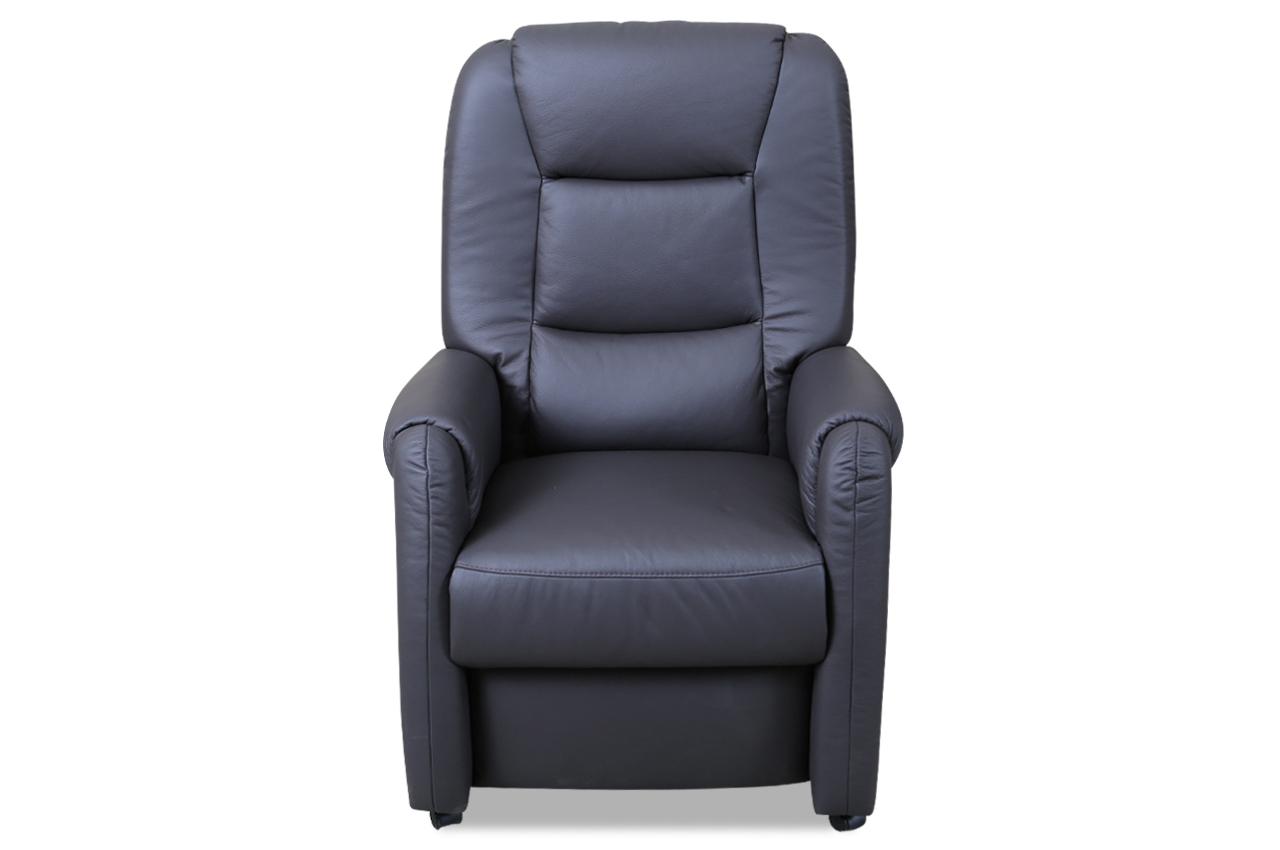 furntrade leder fernsehsessel tv anthrazit sofas zum. Black Bedroom Furniture Sets. Home Design Ideas