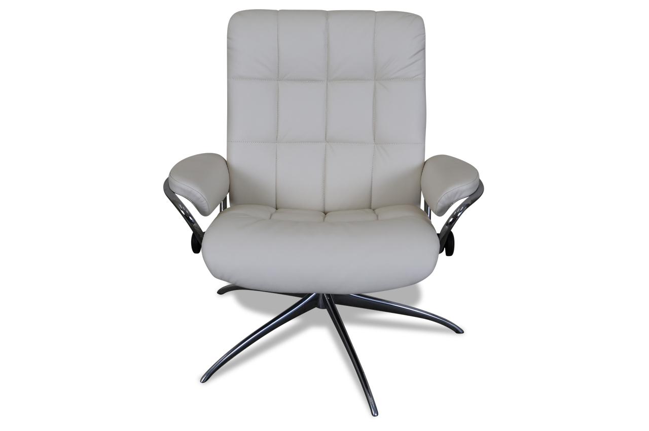 furntrade leder fernsehsessel saci mit sitzverstellung creme mit federkern sofas zum. Black Bedroom Furniture Sets. Home Design Ideas