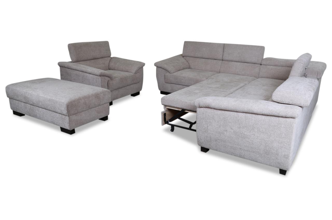 castello rundecke sophia mit hocker und sessel mit. Black Bedroom Furniture Sets. Home Design Ideas