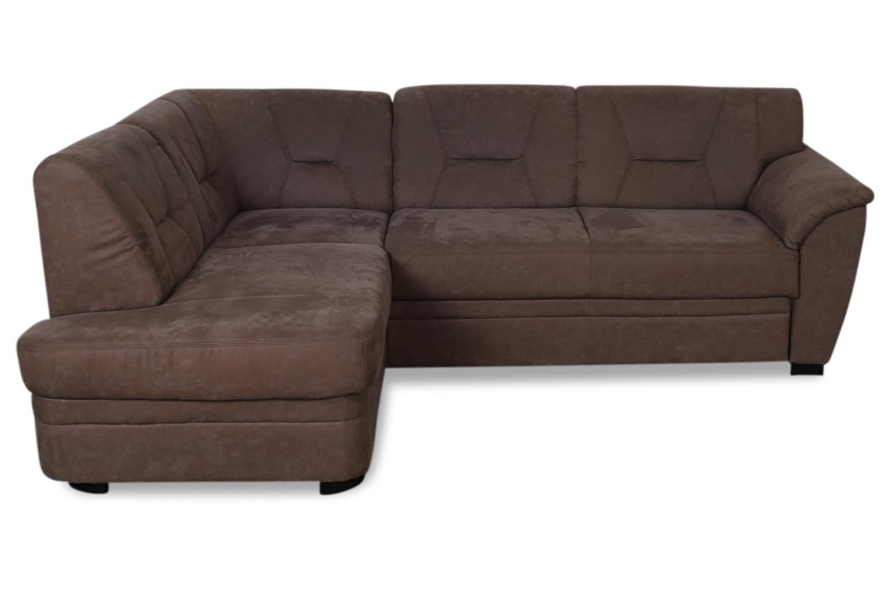 cotta ecksofa xl matti mit schlaffunktion braun sofas zum halben preis. Black Bedroom Furniture Sets. Home Design Ideas