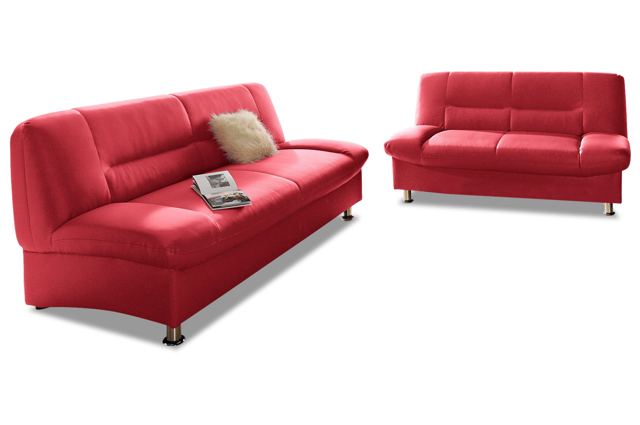 garnitur 3er 2er mirage sofas zum halben preis. Black Bedroom Furniture Sets. Home Design Ideas