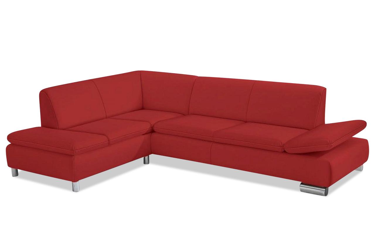 max winzer ecksofa xl toulouse rot sofas zum halben preis. Black Bedroom Furniture Sets. Home Design Ideas