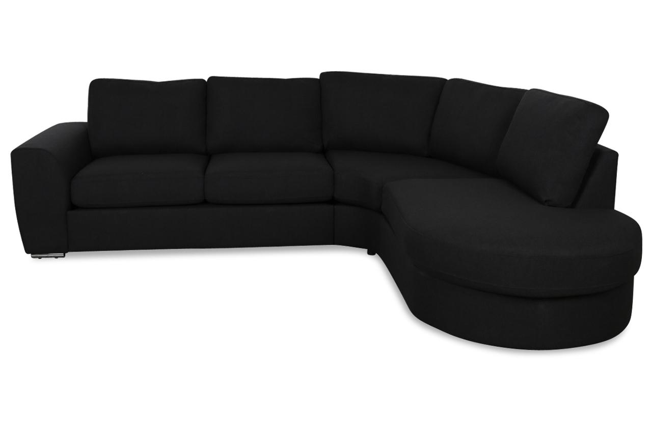 erelita rundecke emma anthrazit mit boxspring sofas zum halben preis. Black Bedroom Furniture Sets. Home Design Ideas