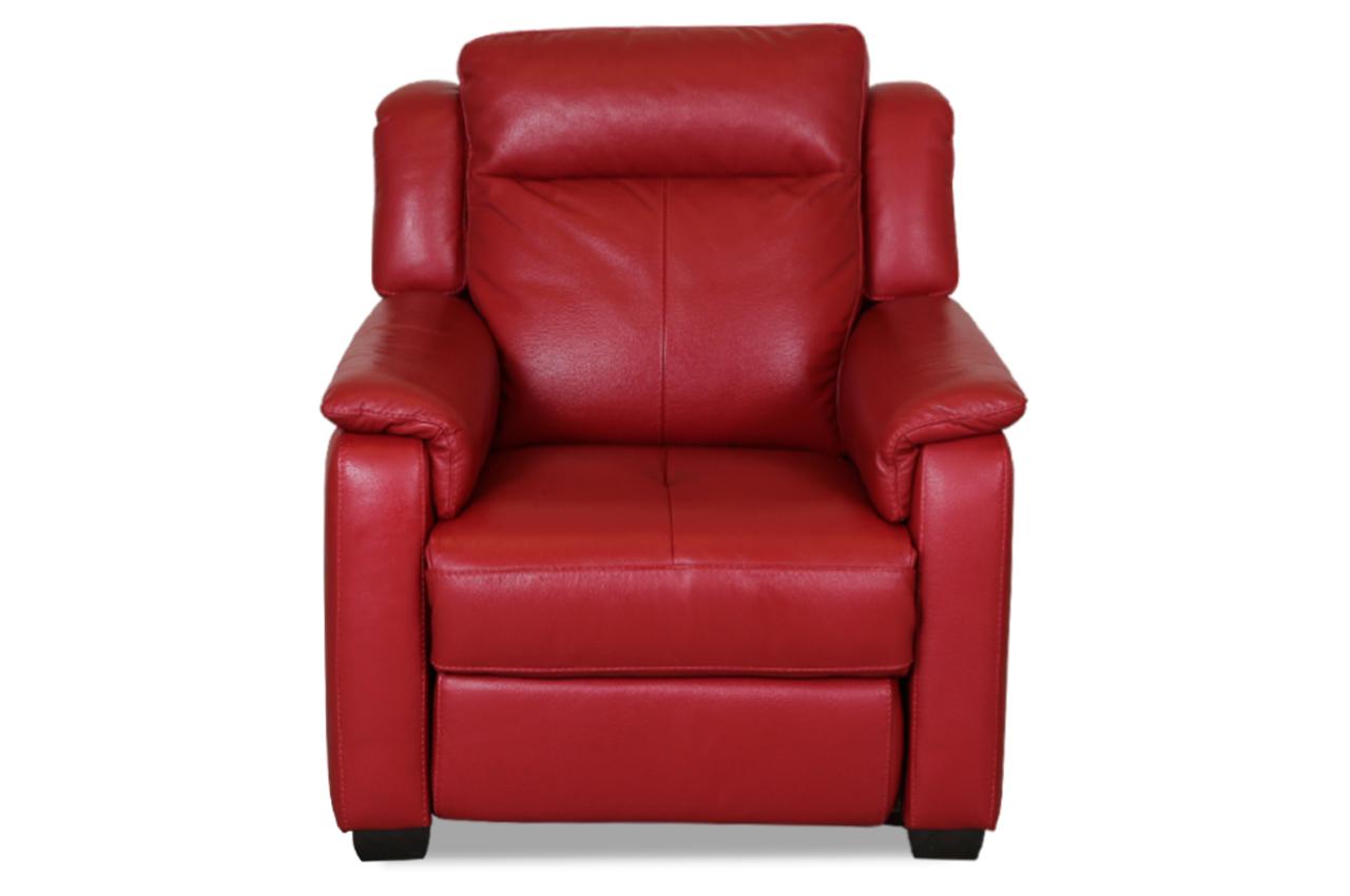 htl international leder sessel 9199 rot sofas zum. Black Bedroom Furniture Sets. Home Design Ideas