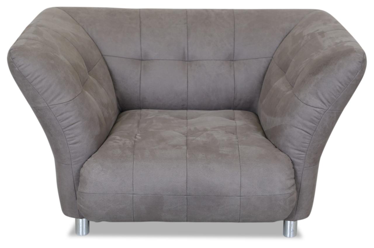 Beeindruckend Sessel Big Sammlung Von Furntrade Superble - Grau