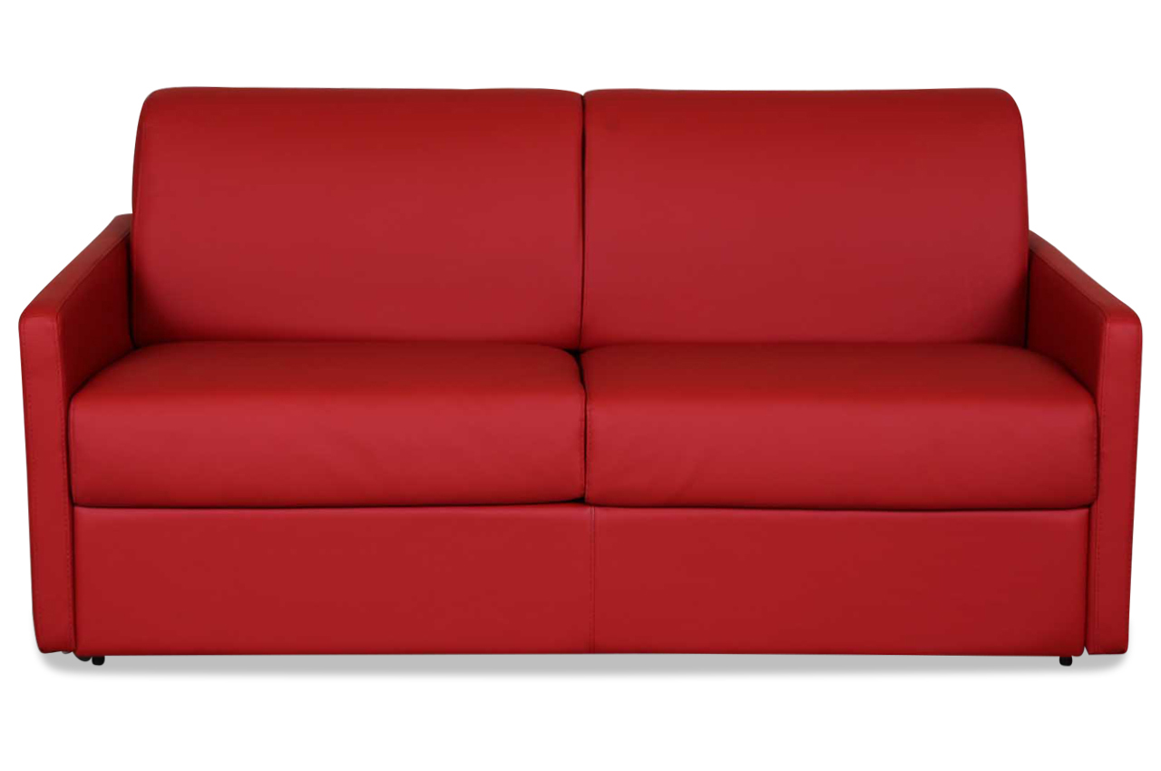 Aek 3er sofa express mit schlaffunktion rot sofas for Divan xpress