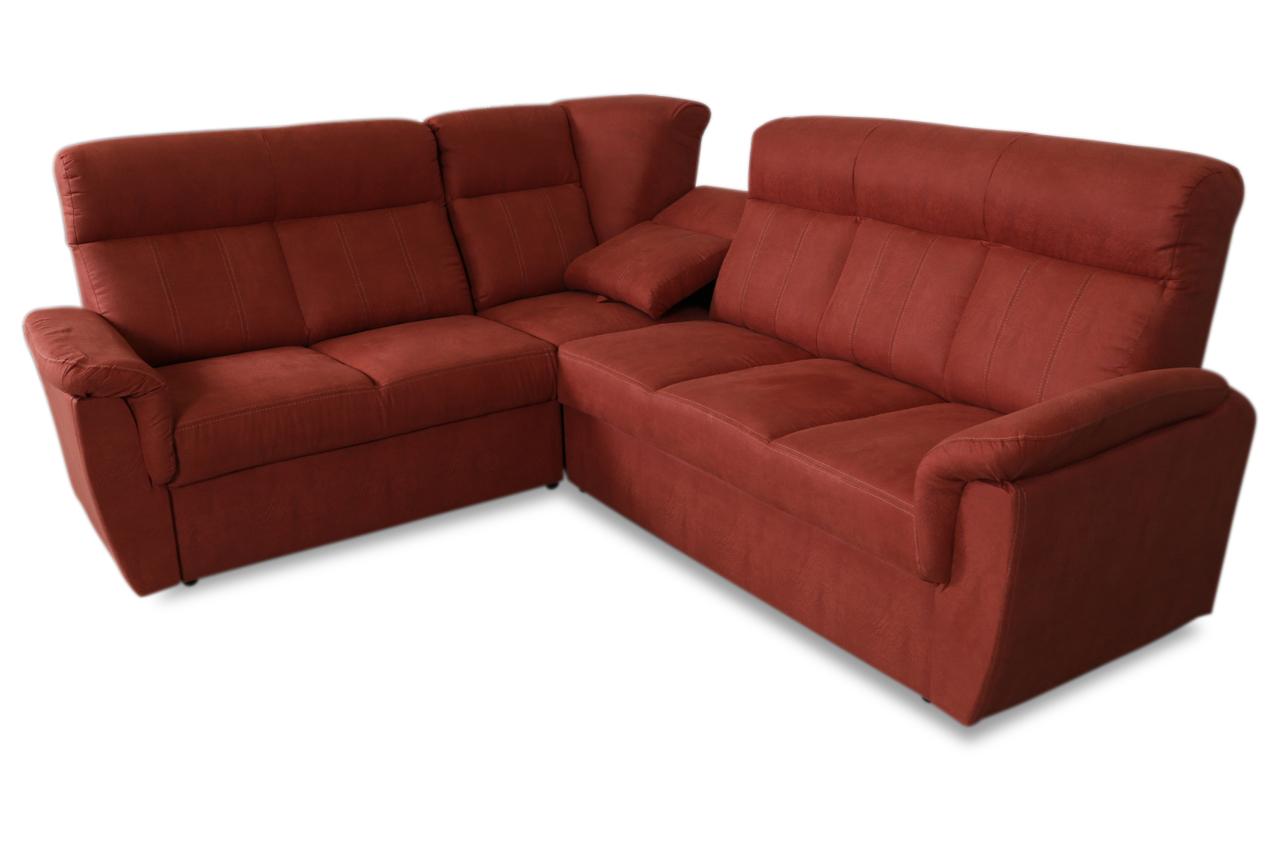 furntrade ecksofa prato mit sitzverstellung und. Black Bedroom Furniture Sets. Home Design Ideas
