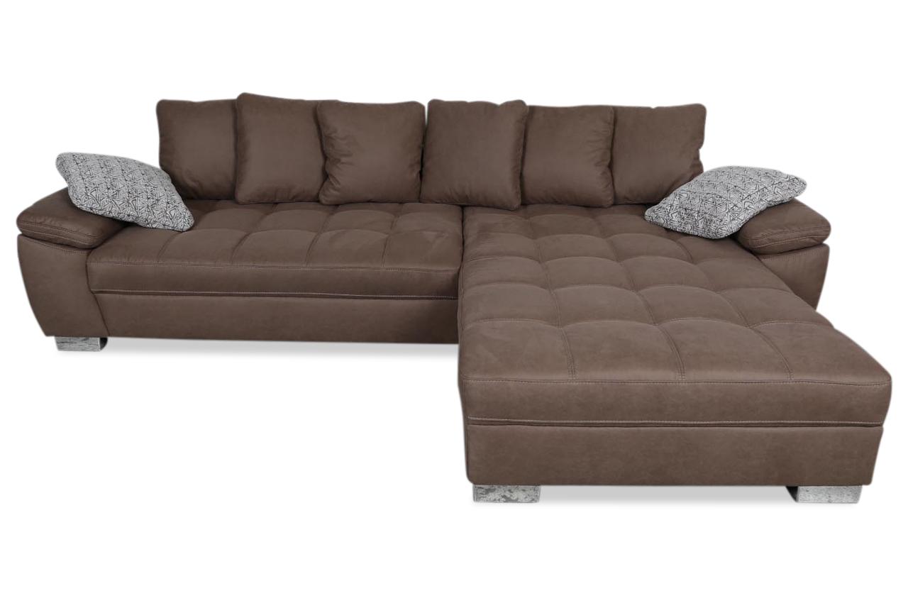 Ecksofa jannik braun sofas zum halben preis for Ecksofa 2 00