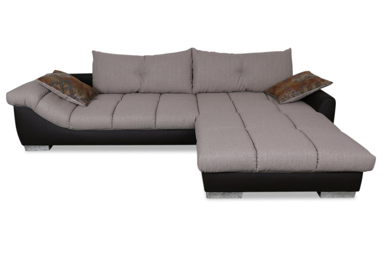 Ecksofa vincent braun sofas zum halben preis for Ecksofa braun