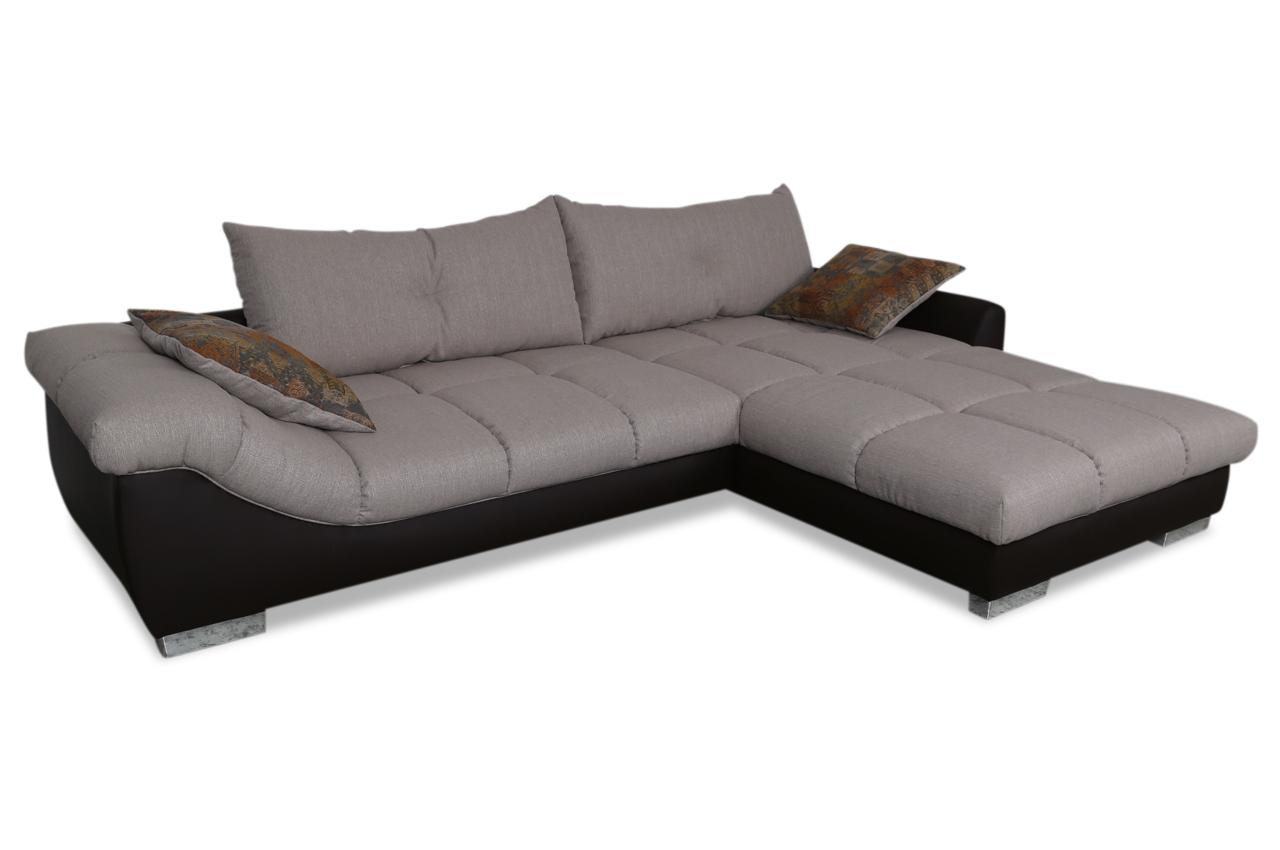 Ecksofa vincent braun sofas zum halben preis for Ecksofa 2 00