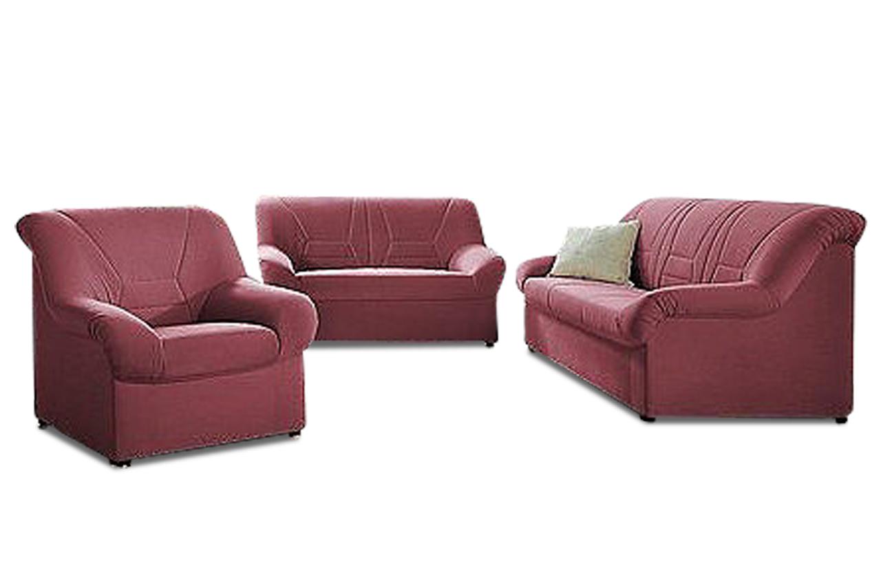 garnitur 3 2 1 neuss rot sofas zum halben preis. Black Bedroom Furniture Sets. Home Design Ideas