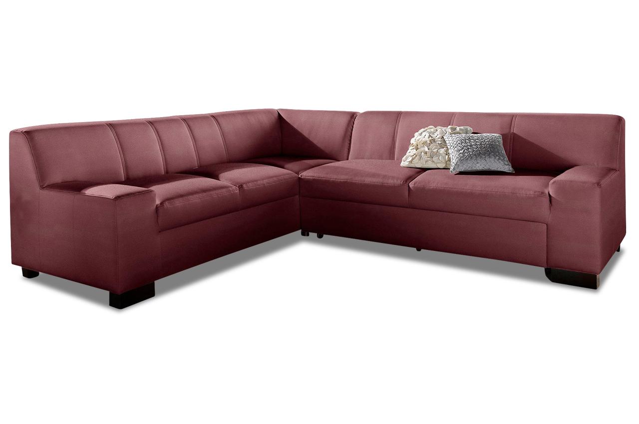 ecksofa rot inspirierendes design f r wohnm bel. Black Bedroom Furniture Sets. Home Design Ideas