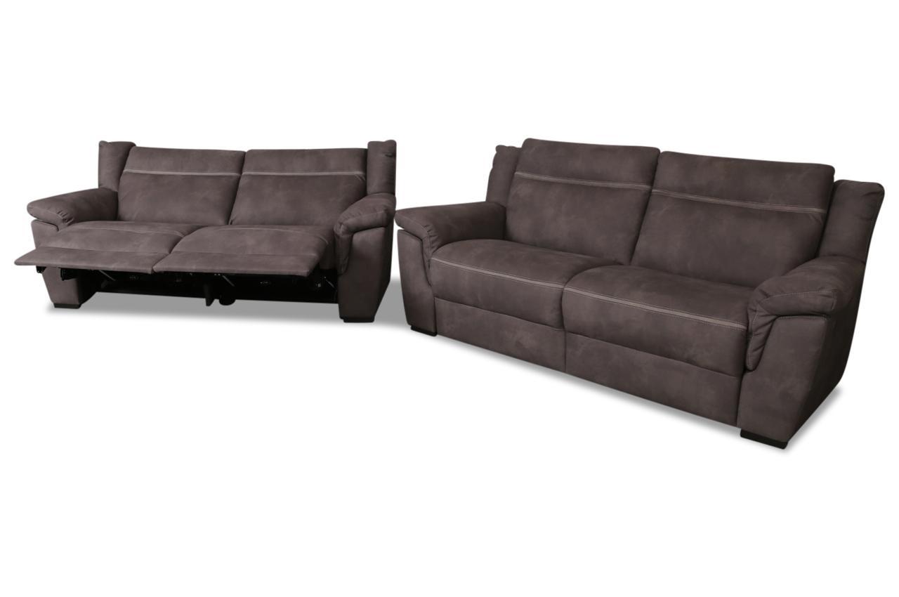 furntrade garnitur 3 2 u178 braun mit federkern sofas. Black Bedroom Furniture Sets. Home Design Ideas