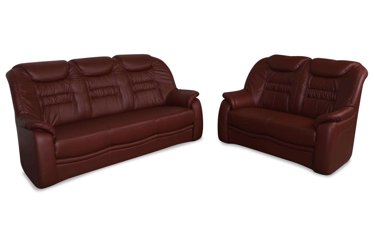 furntrade garnitur 3 2 hamburg braun sofas zum halben. Black Bedroom Furniture Sets. Home Design Ideas