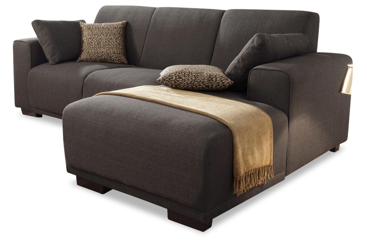 stolmar ecksofa bornholm braun ecksofas sofas zum halben preis. Black Bedroom Furniture Sets. Home Design Ideas