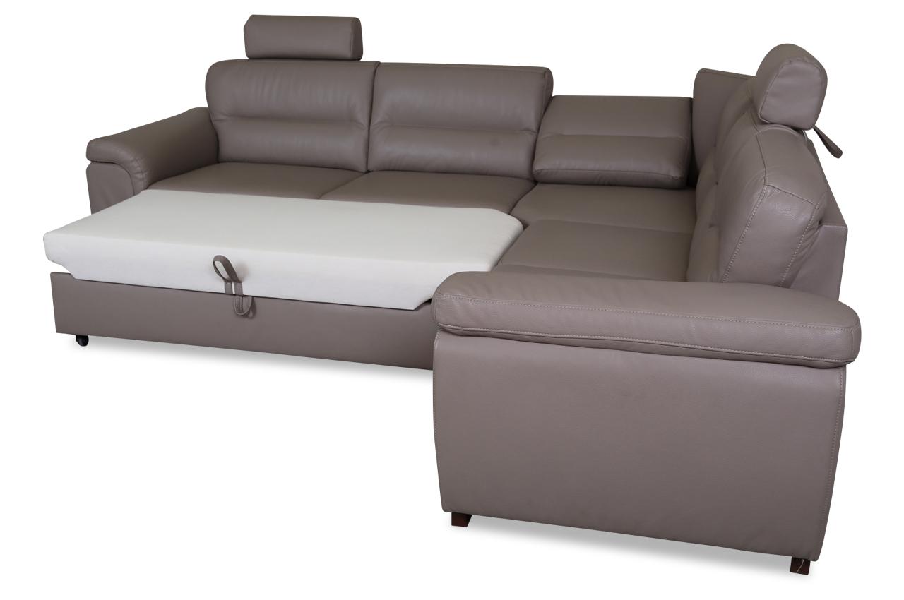 rundecke blues mit relax und schlaffunktion braun sofas zum halben preis. Black Bedroom Furniture Sets. Home Design Ideas
