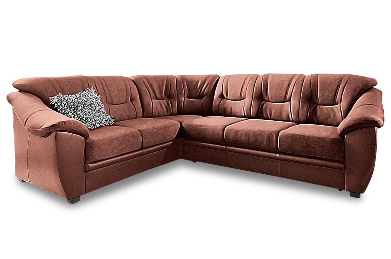 rundecke savona mit schlaffunktion braun mit federkern sofas zum halben preis. Black Bedroom Furniture Sets. Home Design Ideas