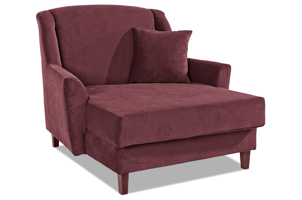 max winzer bigsessel xxl julia rot sofas zum halben preis. Black Bedroom Furniture Sets. Home Design Ideas