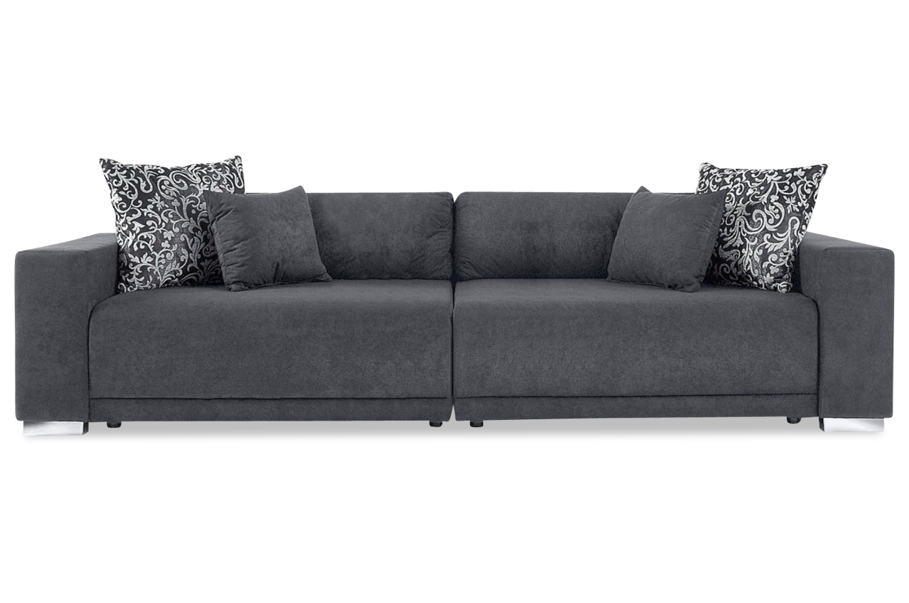 Collection Ab Bigsofa Cello Xxl Anthrazit Mit Federkern Sofas
