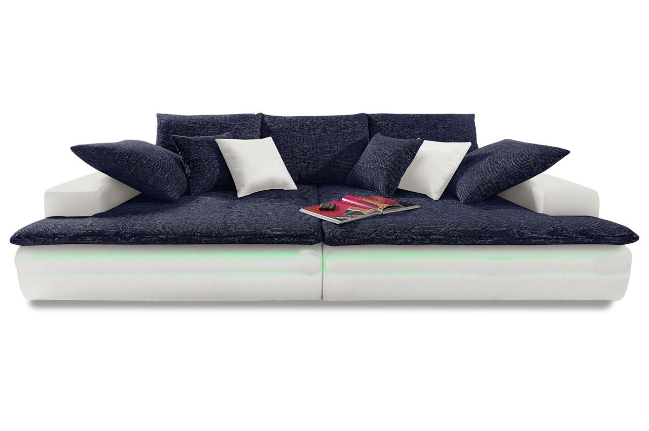 nova via bigsofa haiti 300 grau sofa couch ecksofa ebay. Black Bedroom Furniture Sets. Home Design Ideas