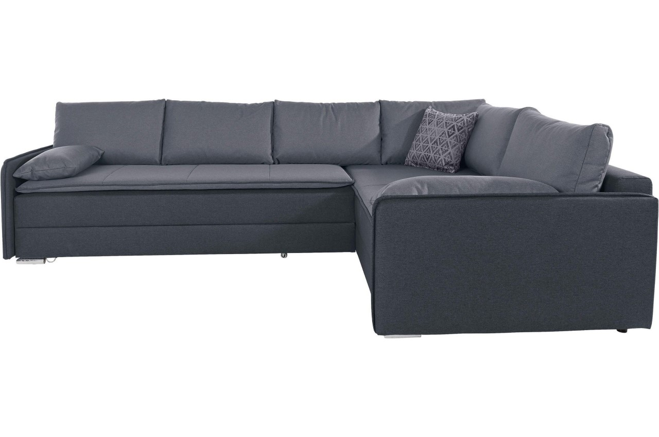 Collection Ab Ecksofa Xl Dream Lux Anthrazit Mit Boxspring Sofas