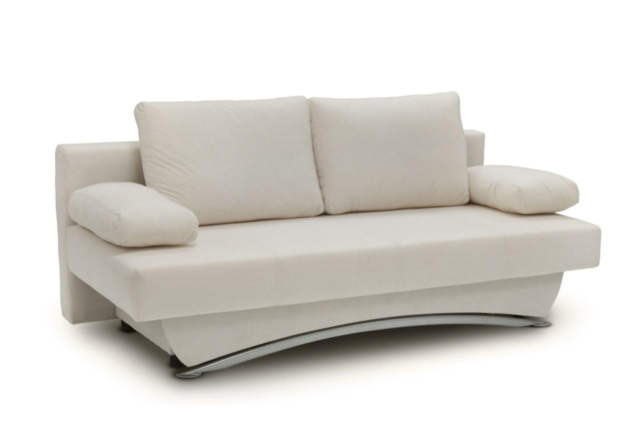 collection ab 2er sofa nicky mit schlaffunktion beige. Black Bedroom Furniture Sets. Home Design Ideas