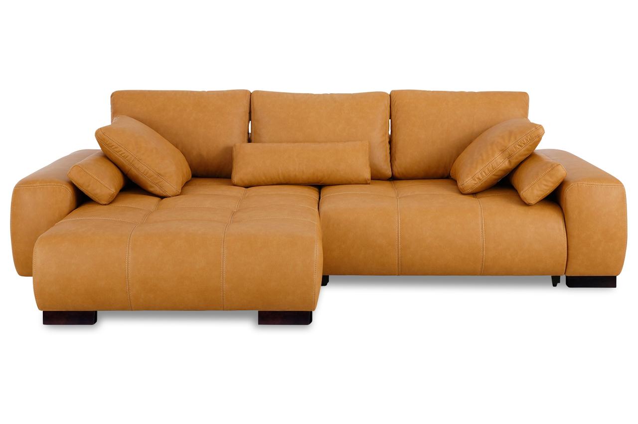 Polsterecke davis mit bett sofas zum halben preis for Ecksofa 2 60x2 00
