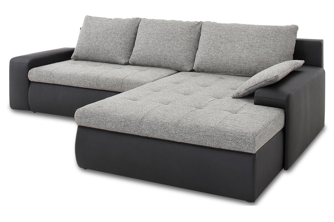 sit more polsterecke candy xl mit bett sofas zum halben. Black Bedroom Furniture Sets. Home Design Ideas