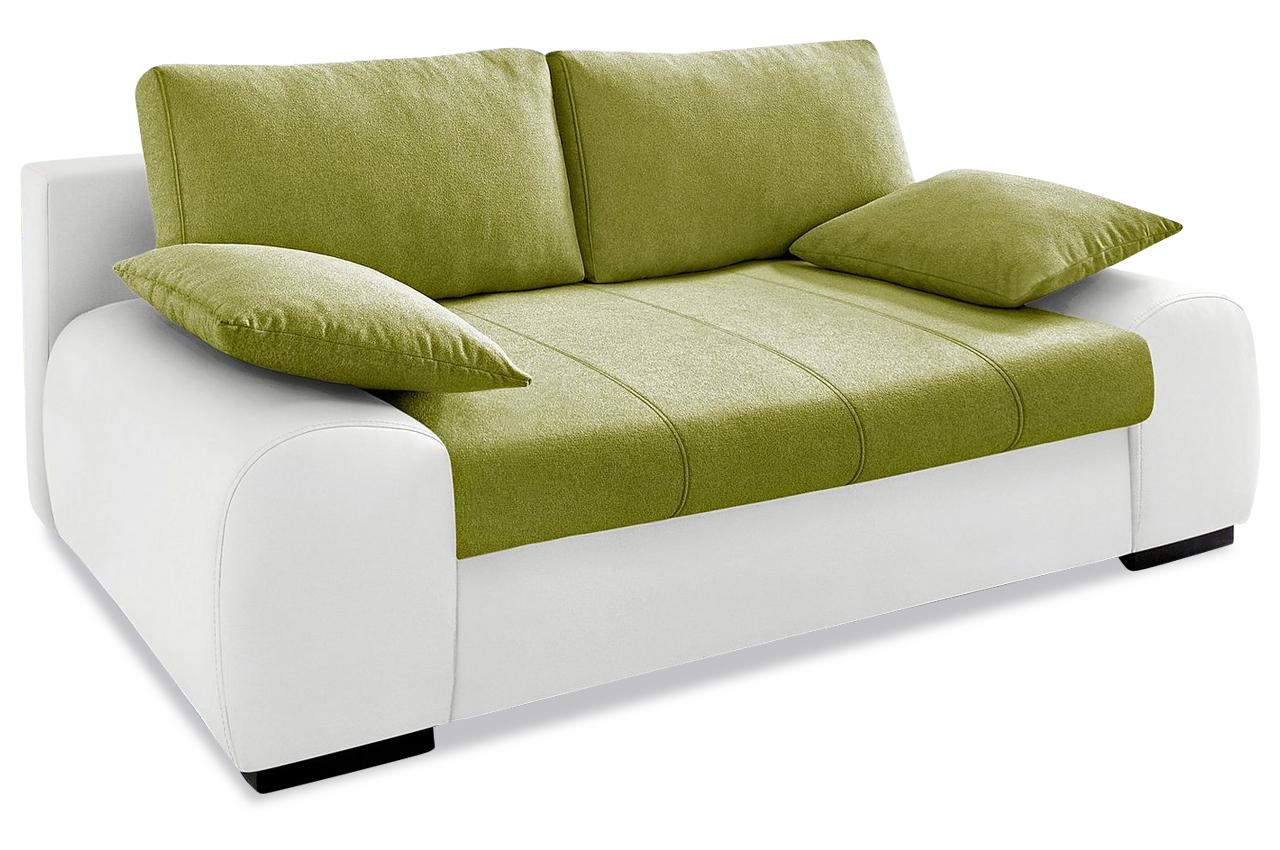 schlafsofa jonny mit schlaffunktion gruen mit boxspring sofas zum halben preis. Black Bedroom Furniture Sets. Home Design Ideas