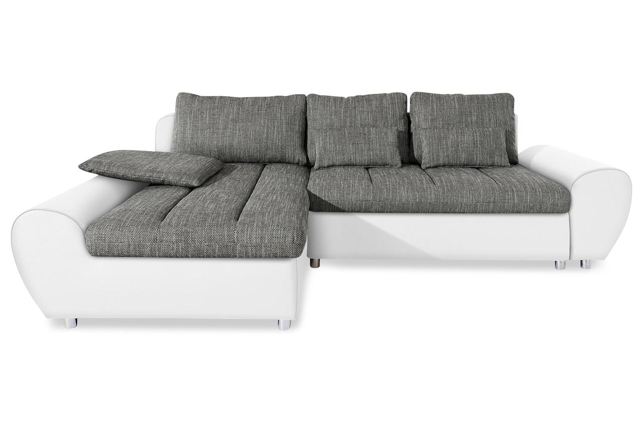sit more ecksofa bandos xl grau sofas zum halben preis. Black Bedroom Furniture Sets. Home Design Ideas