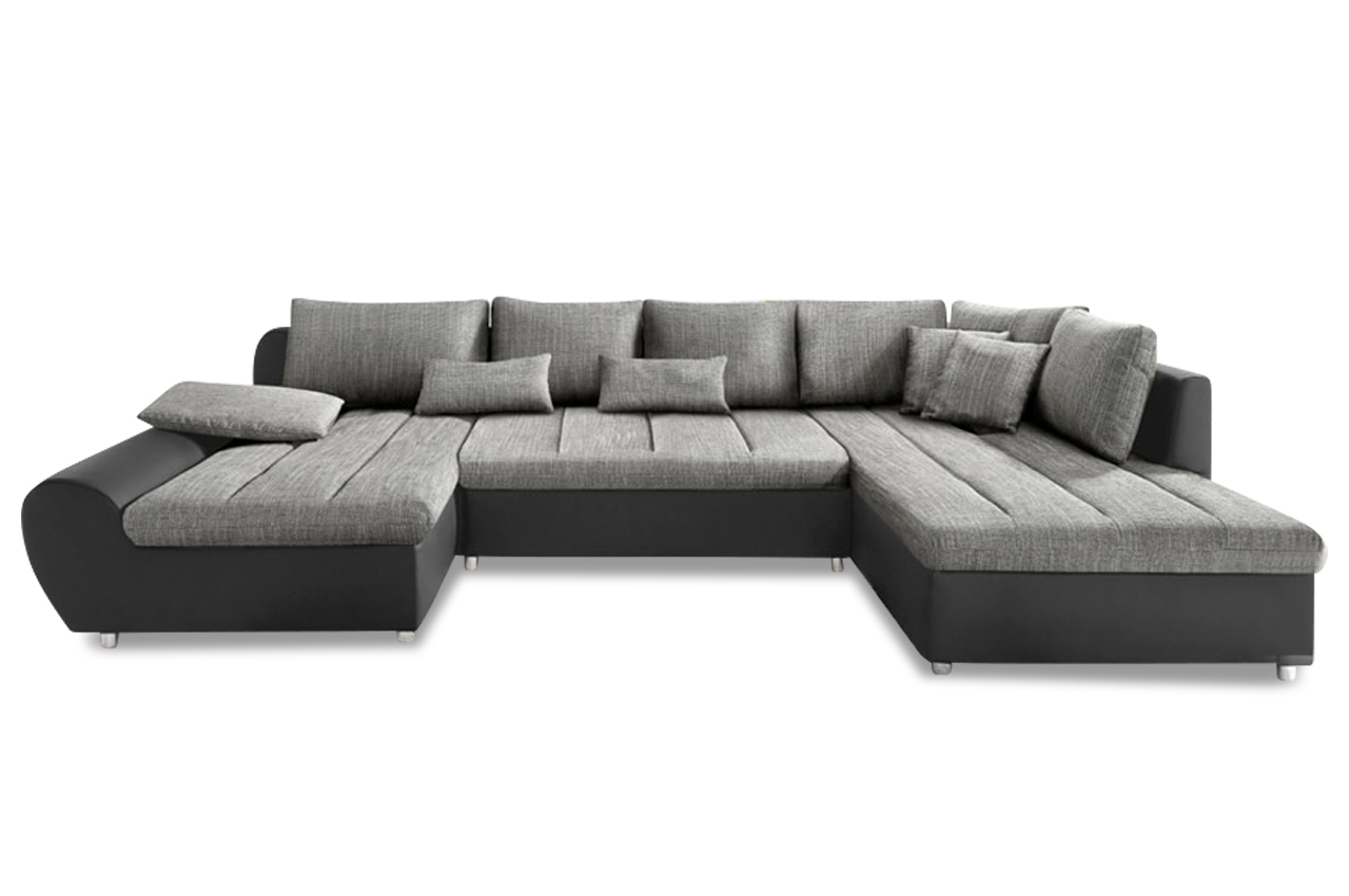 sit more wohnlandschaft bandos xl mit schlaffunktion. Black Bedroom Furniture Sets. Home Design Ideas