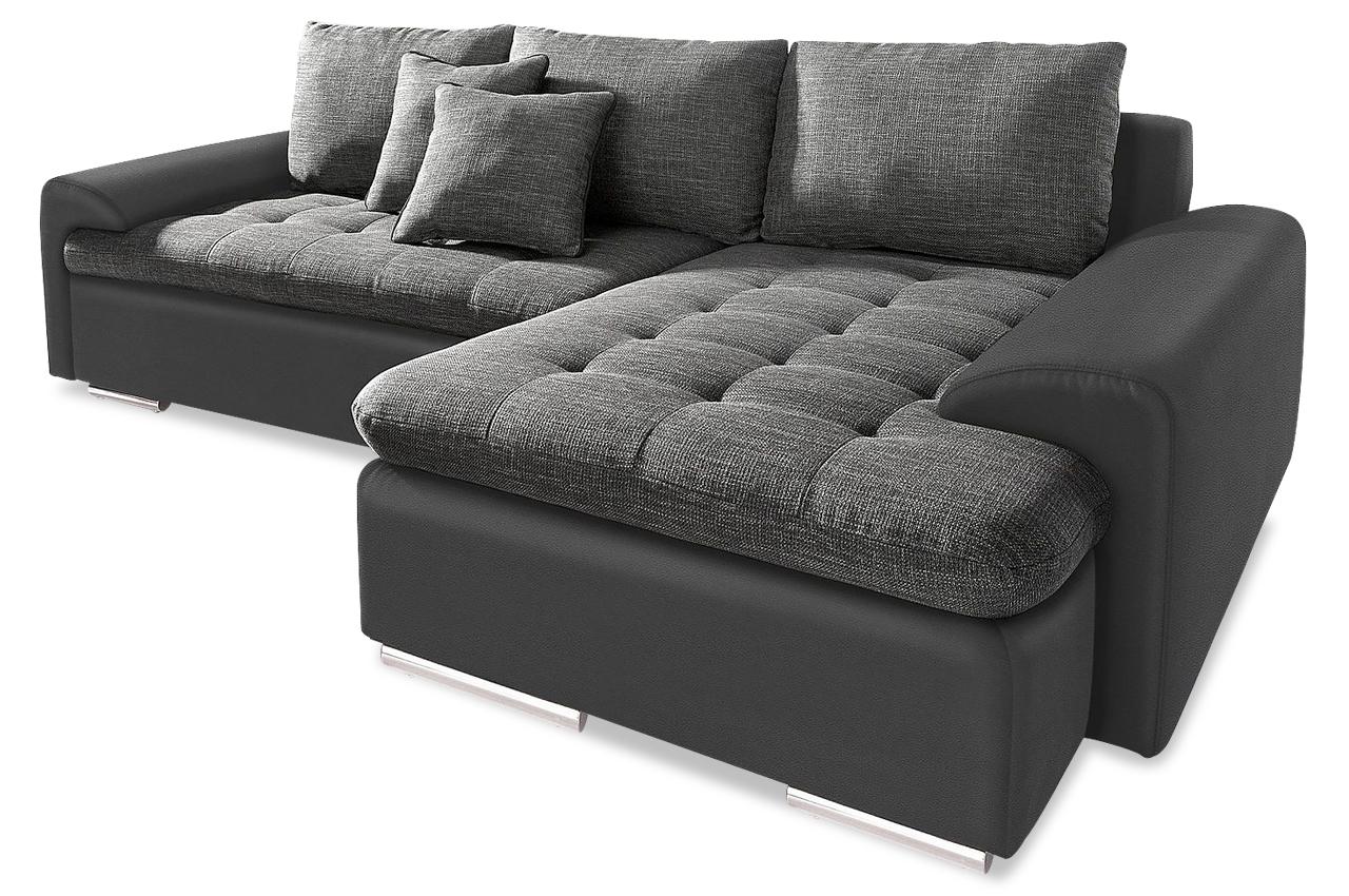ecksofa rumba schwarz sofas zum halben preis. Black Bedroom Furniture Sets. Home Design Ideas