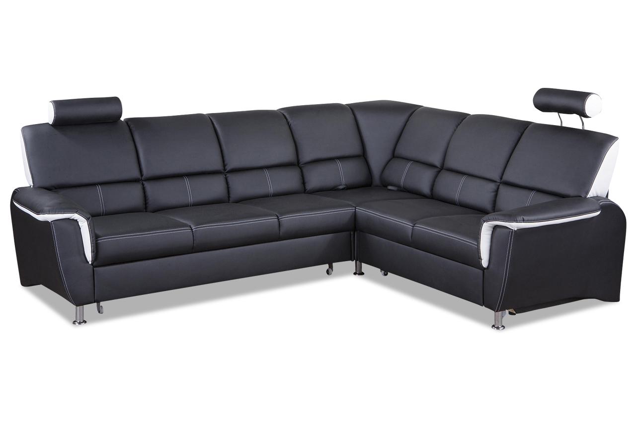 rundecke almeno mit bett und bettkasten sofas zum halben preis. Black Bedroom Furniture Sets. Home Design Ideas