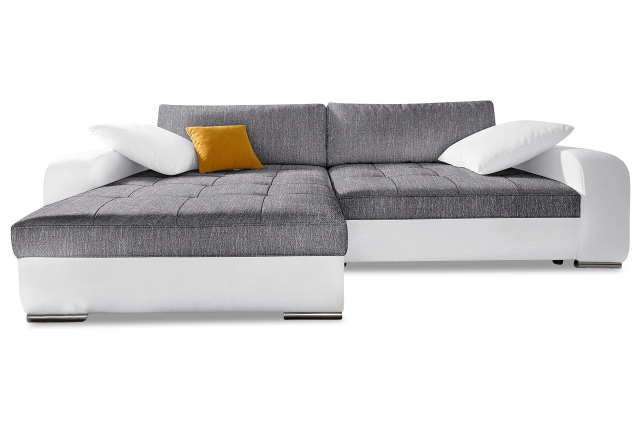 xxl polsterecke heaven mit bett sofas zum halben preis. Black Bedroom Furniture Sets. Home Design Ideas